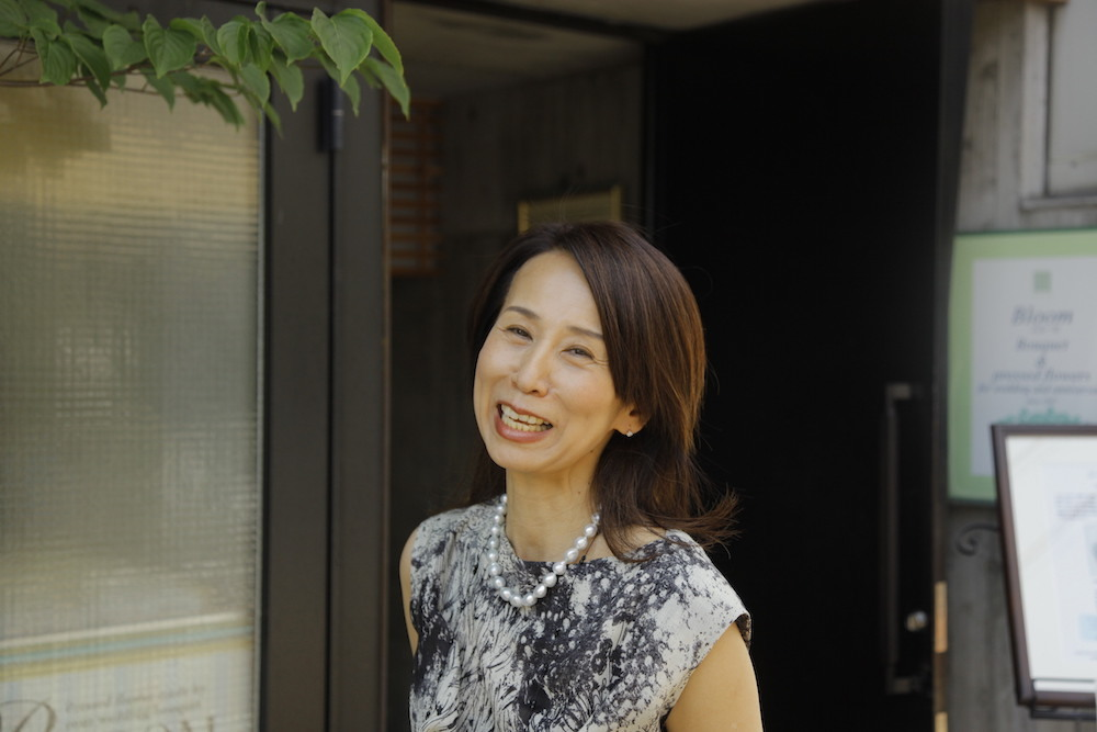 株式会社BLOOM代表の飯澤早苗さん