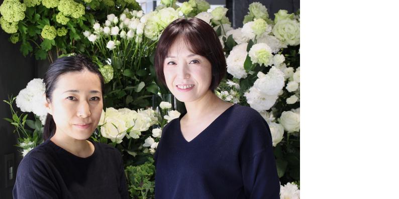 kusakanmuriフリーリストの伊藤美穂子さん、代表の堀田理佳さん